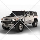 3d model farm